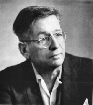 Edgar Pangborn, science fiction author