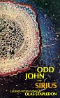 Odd John and Sirius book cover